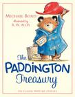 The Paddington Treasury: Six Classic Bedtime Stories Cover Image