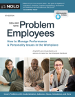 Dealing with Problem Employees: How to Manage Performance & Personal Issues in the Workplace Cover Image