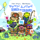 MIA and the Monsters Search for Colours: Bilingual Inuktitut and English Edition Cover Image