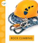 Rock Climbing (Spot Outdoor Fun) Cover Image