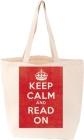 Keep Calm Tote Bag Cover Image