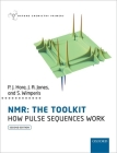 Nmr: The Toolkit: How Pulse Sequences Work (Oxford Chemistry Primers) Cover Image