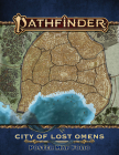 Pathfinder Lost Omens: City of Lost Omens Poster Map Folio (P2) Cover Image