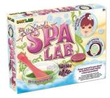 All-Natural Spa Lab Cover Image