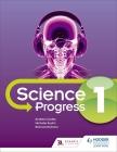 Ks3 Science Progress Studentbook 1 Cover Image