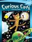 Spark Curious Cats Coloring Book (Dover Coloring Books) Cover Image