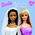 Barbie Loves Weddings (Barbie) [With Stickers] Cover Image