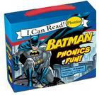 Batman Classic: Batman Phonics Fun (My First I Can Read) Cover Image