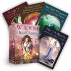 Wisdom of the Hidden Realms Oracle Cards: A 44-Card Deck and Guidebook Cover Image