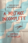 A Mistake Incomplete Cover Image