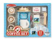 Wooden Brew & Serve Coffee Set Cover Image