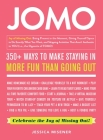 JOMO: Celebrate the Joy of Missing Out! Cover Image