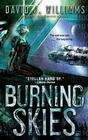 The Burning Skies Cover Image