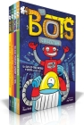 The Bots Collection: The Most Annoying Robots in the Universe; The Good, the Bad, and the Cowbots; 20,000 Robots Under the Sea; The Dragon Bots Cover Image