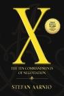 X: The Ten Commandments of Negotiation Cover Image