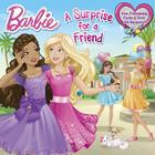 A Surprise for a Friend (Barbie) (Pictureback(R)) Cover Image