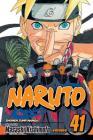 Naruto, Vol. 41 Cover Image