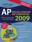 Kaplan AP English Literature and Composition 2009 Cover Image