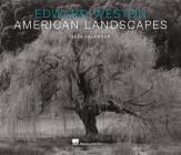 Edward Weston American Landscapes 2020 Wall Calendar Cover Image