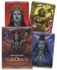 Kali Oracle: Ferocious Grace and Supreme Protection with the Wild Divine Mother Cover Image