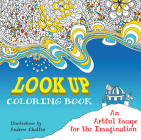 Look Up Coloring Book Cover Image