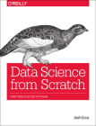 Data Science from Scratch: First Principles with Python Cover Image