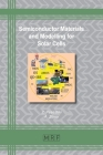 Semiconductor Materials and Modelling for Solar Cells (Materials Research Foundations #104) Cover Image