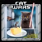 Cat Wars: I Sense a Disturbance . . . Near the Cheese Cover Image