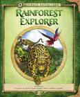Ultimate Expeditions Rainforest Explorer: Includes 51 pieces to build 8 forest animals, and a removable diorama! Cover Image