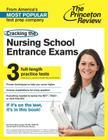 Cracking the Nursing School Entrance Exams Cover Image
