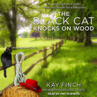 The Black Cat Knocks on Wood (Bad Luck Cat Mystery #2) Cover Image