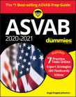 2020 / 2021 ASVAB for Dummies with Online Practice, Book + 7 Practice Tests Online + Flashcards + Video Cover Image