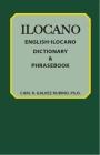 English-Ilocano Dictionary & Phrasebook Cover Image