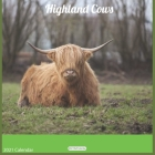 Highland Cows 2021 Calendar: Official Highland Cow Wall Calendar 2021 Cover Image