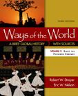 Ways of the World: A Brief Global History with Sources, Volume II Cover Image