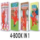 Derek The Dragon Series: Books 1-4 Cover Image