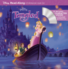Tangled Read-Along Storybook and CD Cover Image