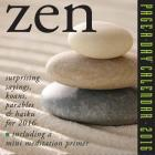 Zen Page-A-Day Calendar 2016 Cover Image