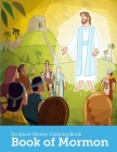 Book of Mormon Scripture Stories Coloring Book Cover Image