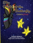 The Flight of the Butterfly Coloring Book Cover Image