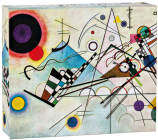 Kandinsky Quicknotes Our Best Notecards in a Decorative Box with Magnetic Closure Cover Image