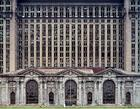 Yves Marchand & Romain Meffre: The Ruins of Detroit Cover Image