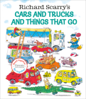 Richard Scarry's Cars and Trucks and Things That Go: Read Together Edition (Read Together, Be Together) Cover Image