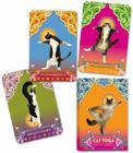 Cat Yoga Postcards Cover Image