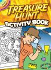 Treasure Hunt Activity Book (Dover Little Activity Books) Cover Image