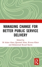 Managing Change for Better Public Service Delivery Cover Image