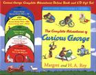 Curious George Complete Adventures Deluxe Book and CD Gift Set Cover Image