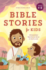 Bible Stories for Kids: 40 Essential Stories to Grow in God's Love Cover Image