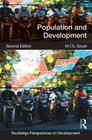 Population and Development (Routledge Perspectives on Development) Cover Image