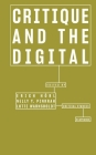 Critique and the Digital (Critical Stances) Cover Image